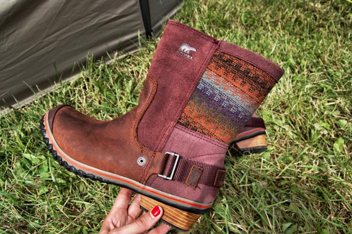 Sorel-Schuhe