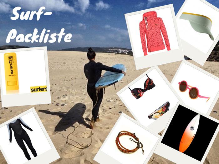 surf-packliste-algarve