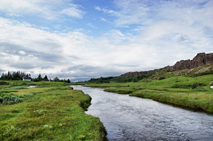 Thingvellir-Nationalpark-Island