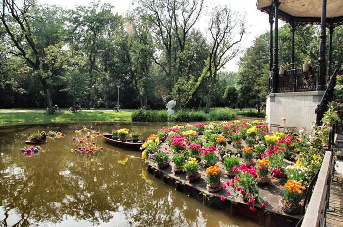 Tulpeninsel-Amsterdam