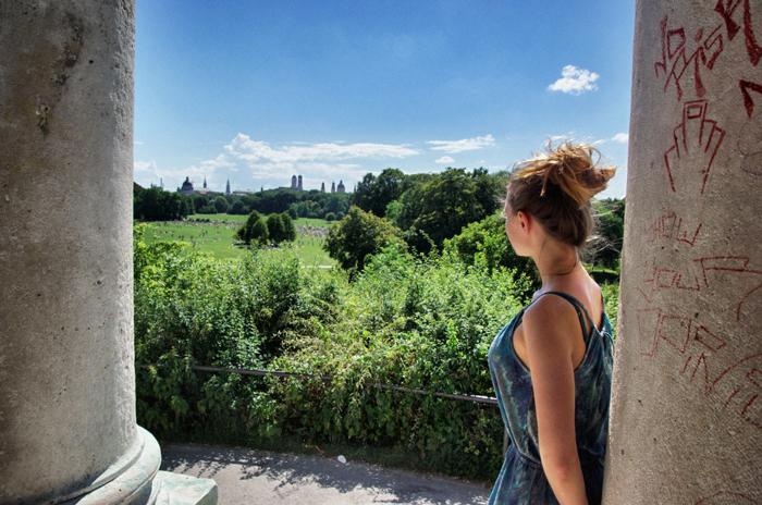 Urlaub-in-München