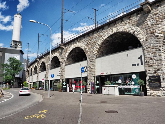 Viaduktbögen-Zürich
