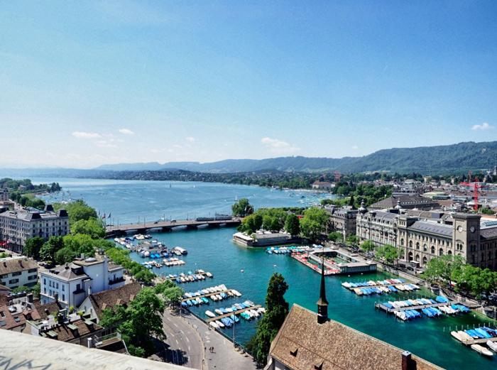 Zürich-Aussicht