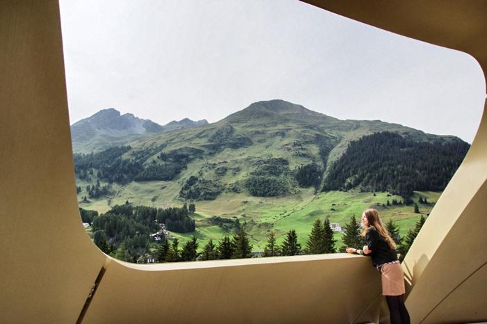 Aussicht-Intercontinental-Davos