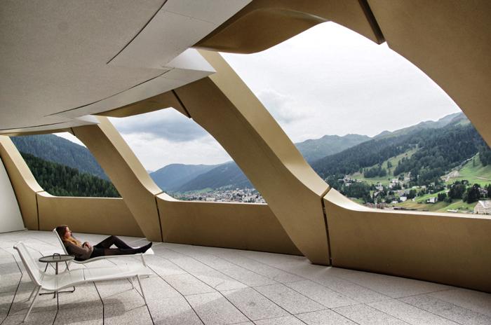 Balkon-Intercontinantel-Davos