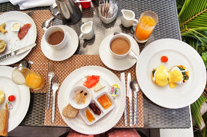 Banyan-Tree-Seychellen-Frühstück