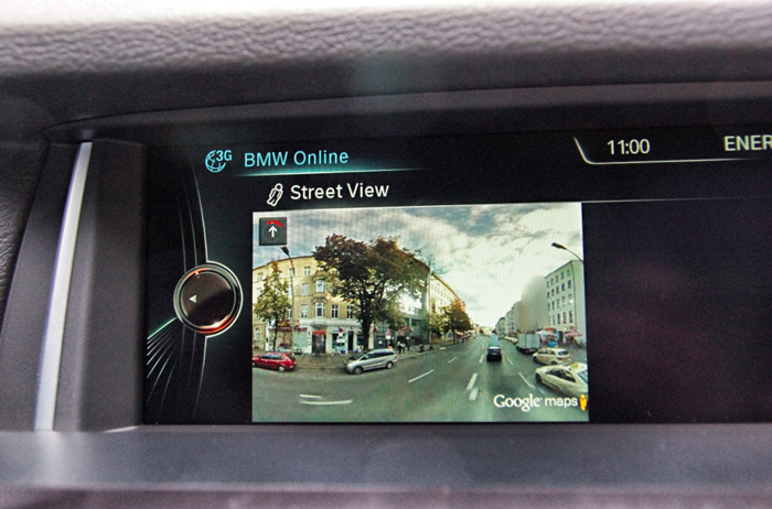 BMW-x4-google-street-view