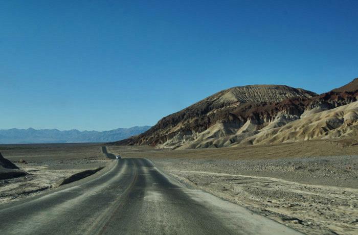 Death-Valley-Straße