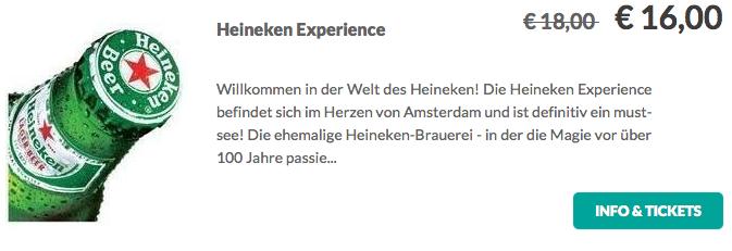 Heineken-Experience