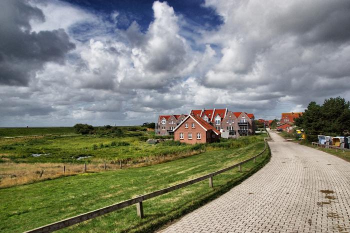 Juist-Dorf
