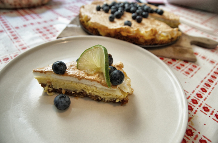 Key Limd Pie