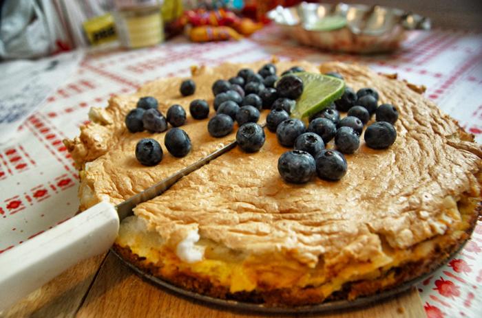 Miami-Key Limd Pie