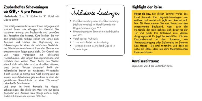 Niederlande-Text