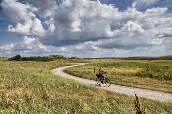 Radfahren-Juist