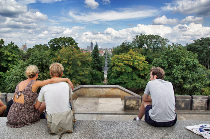 Viktoriapark-Aissicht