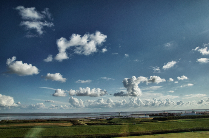 Wolken-Juist