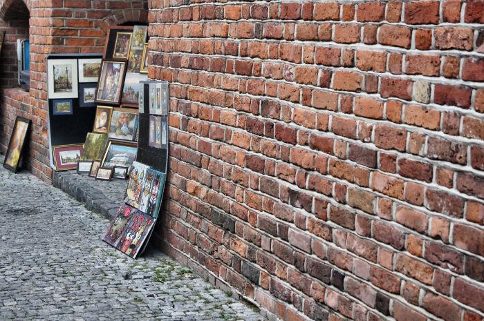 Altstadt Warschau Gemälde