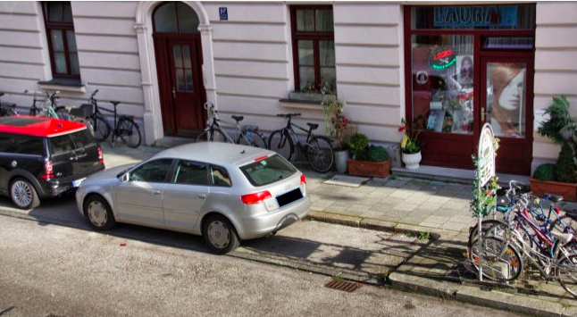 doppelgl ck parkplatzsuche die stra e ist f r alle da. Black Bedroom Furniture Sets. Home Design Ideas