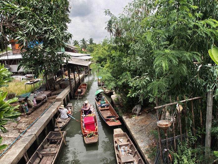 bangkok-marktleben