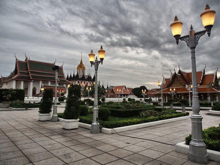 bangkok-nighttempel