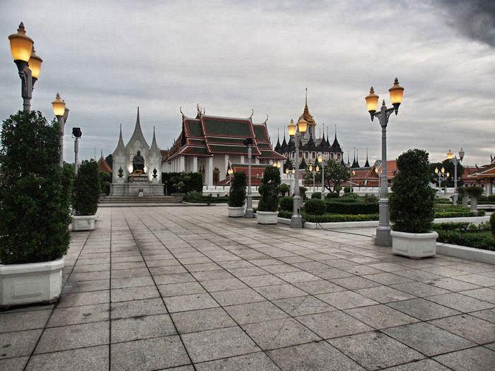 bangkok-tempelbynight