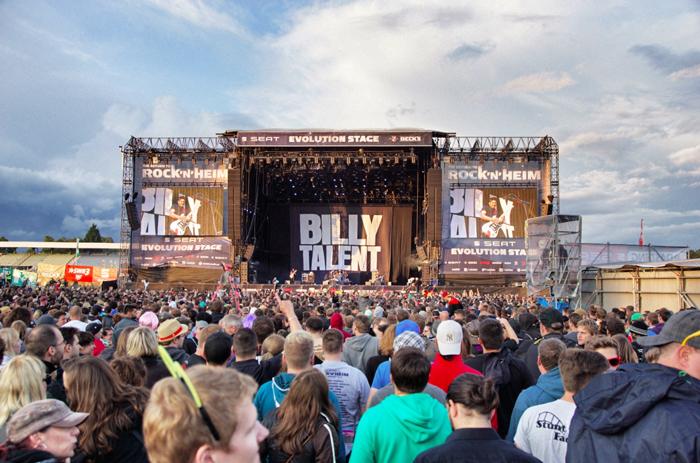 Billy-Talent-Rockenheim