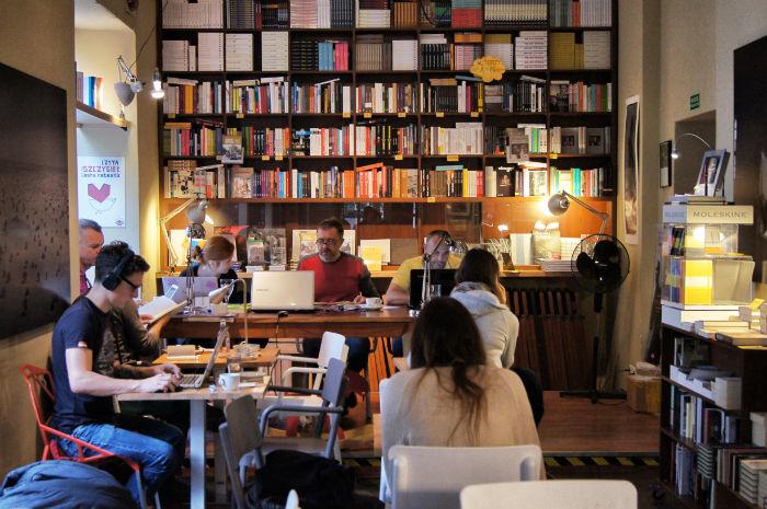 Café Wrazenie Swiata Arbeiten