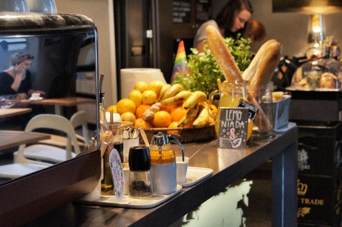 Café Wrazenie Swiata Essen