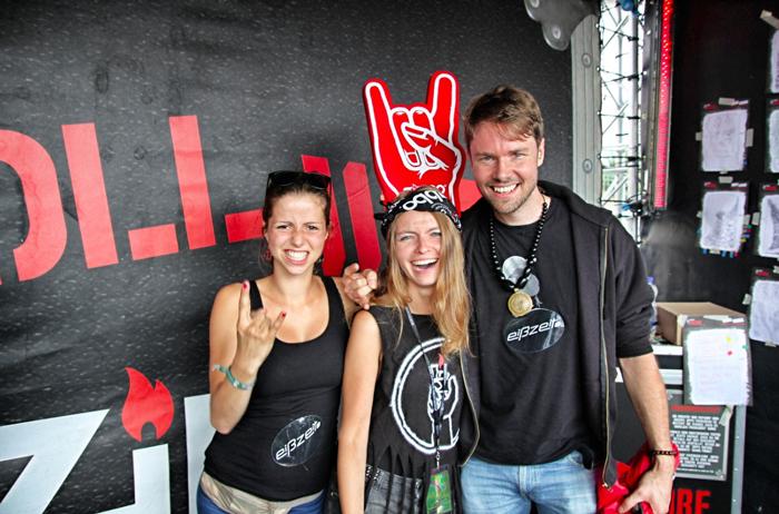Gewinner-zippo-Luftgitarrenfestival