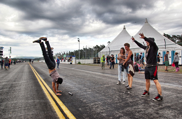 Handstand-Festival
