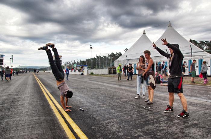 Handstand-Festival