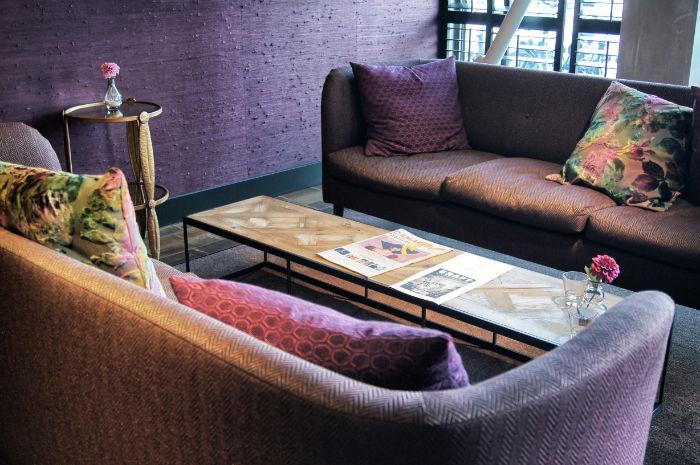 Hotel Brooklyn Couchgarnitur