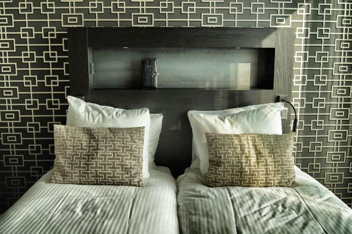 Hotel Brooklyn Zimmer