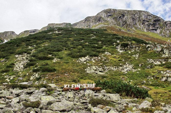 Klein-Tibet-Hohenau-Alm