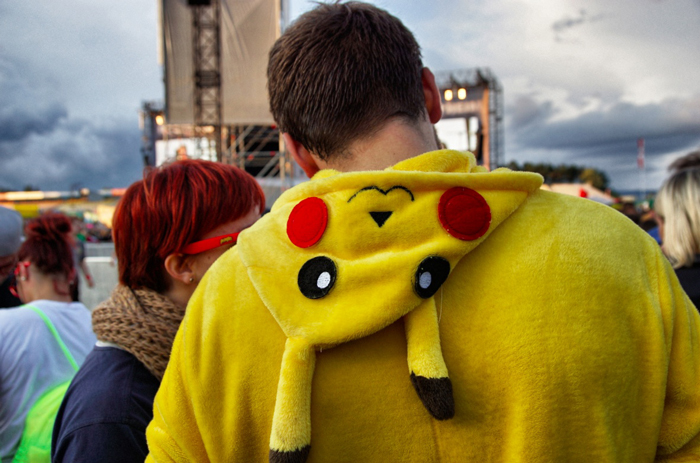 Kostüme-Festival