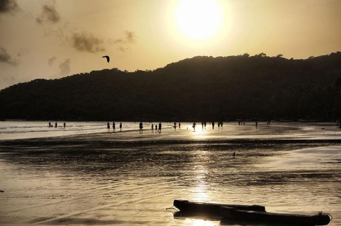 urlaub_in_indien_Sonnenuntergang in Goa