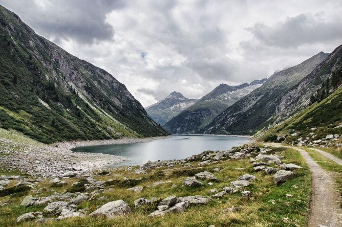 Stausee-Zillertal