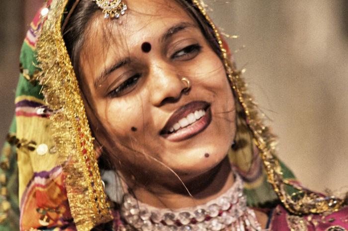 urlaub_in_indien_Traditionelle Kleidung
