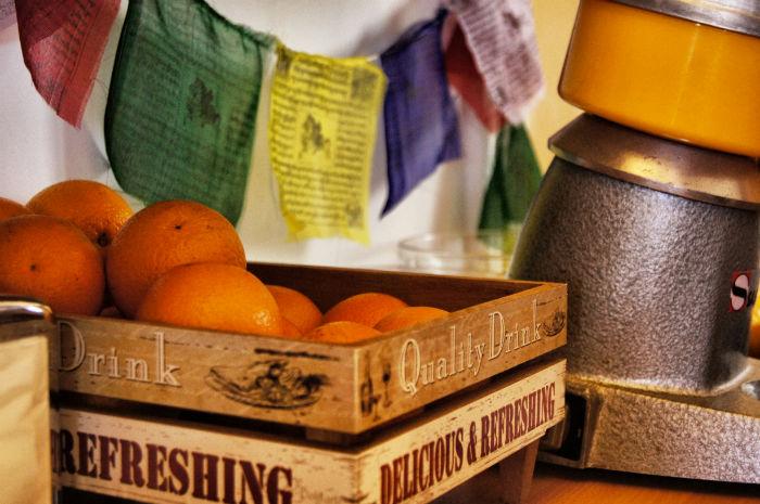 Casa Erica Orange