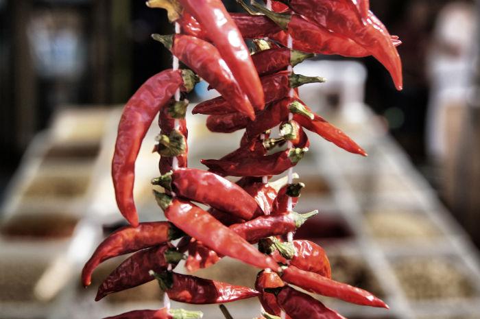 Chilis Markt Torre del Mar