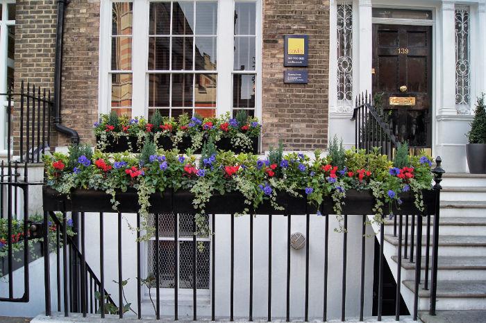Häuschen London