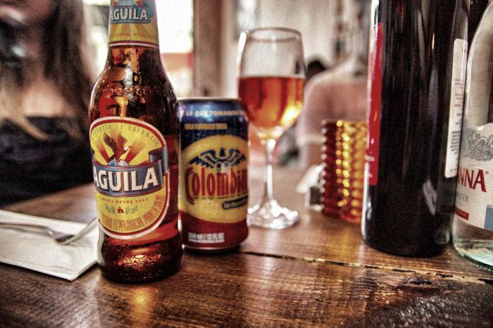 Kolumbisches-Bier
