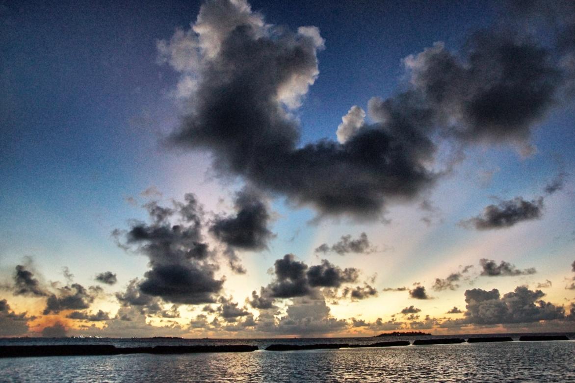 Kurumba-Sonnenuntergang