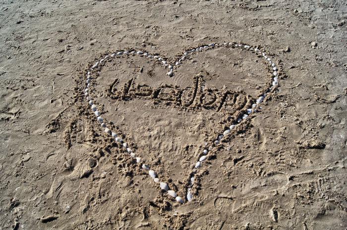 Liebe zur Insel Usedom