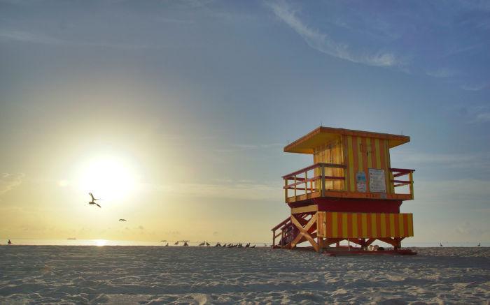 Urlaub in Miami