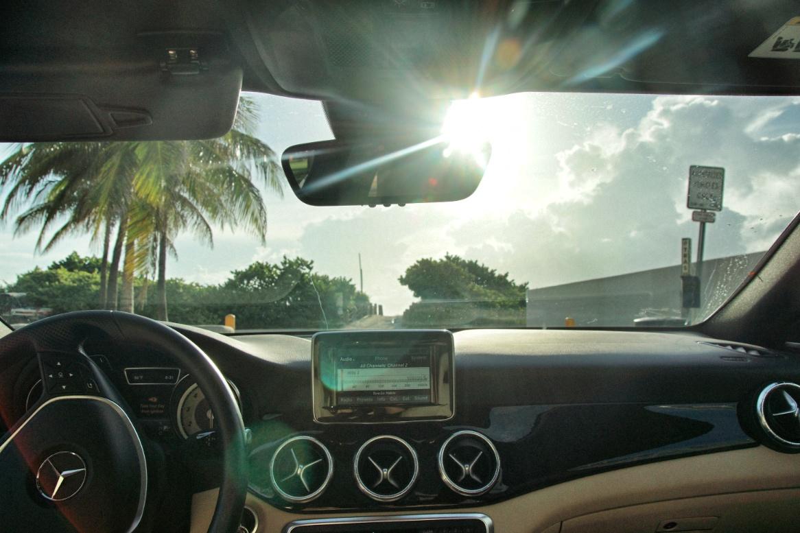 Mercedes-Benz-CLA-Innen