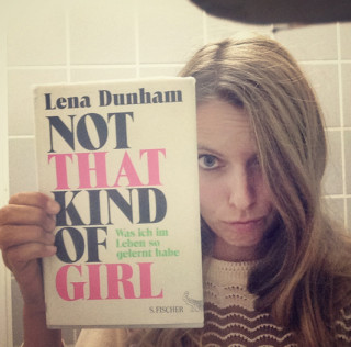 Book recommendation: NOT THAT KIND OF GIRL by Lena Dunham