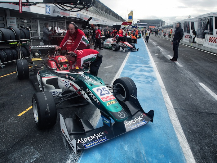 Ferrari Driver Academy 29