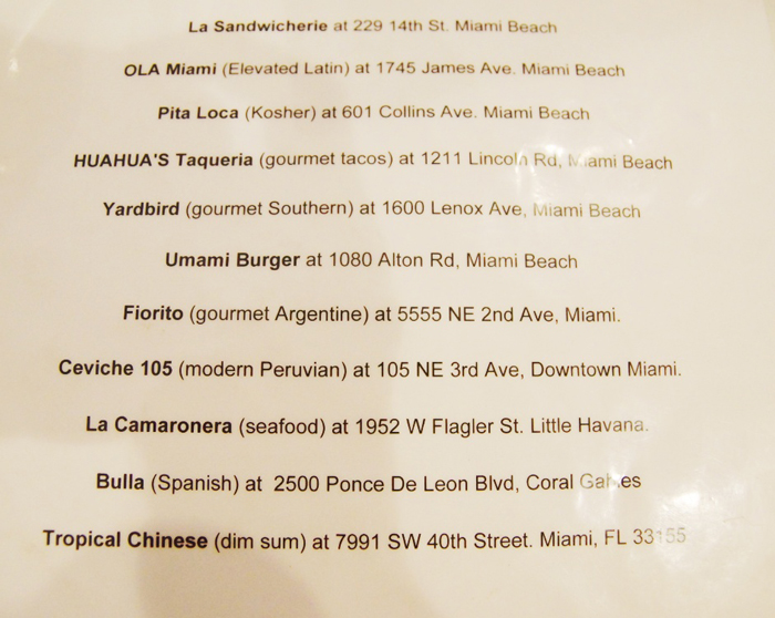 Restaurants-in-Miami