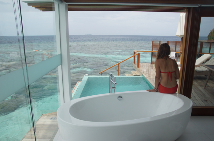 Wasserbungalow-auf-den-Malediven